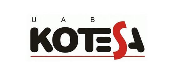 Kotesa logotipas