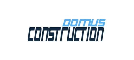 Domus construction logo