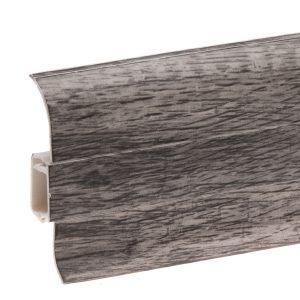 Plastikinė grindjuostė Uolinis ąžuolas