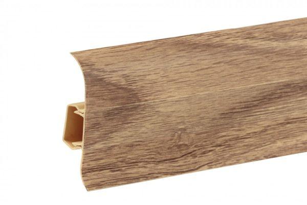 Plastikinė grindjuostė Verden ąžuolas medus Tarbek